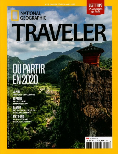 NATIONAL GEOGRAPHIC TRAVELER (FR) 17/2020