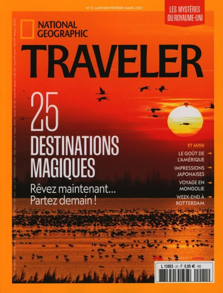 NATIONAL GEOGRAPHIC TRAVELER (FR)21/2021