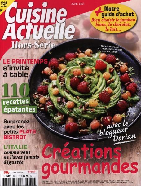 Cuisine Actuelle Hors-Sèrie 156/2021