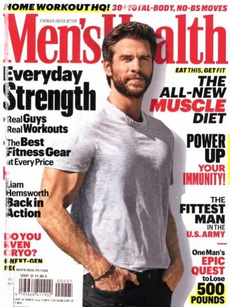 Men's Health 5/2020