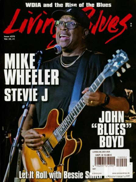 Living Blues 2/2021