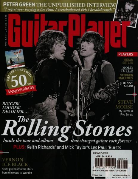 Guitar Player 11/2020