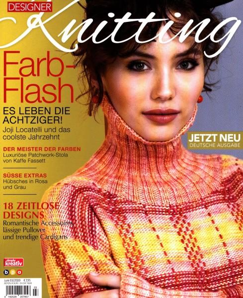 DESIGNER Knitting (D) 3/2020