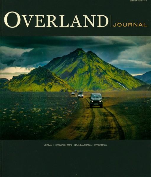 OVERLAND JOURNAL 1/2021