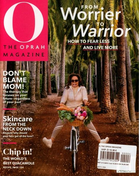 O, THE OPRAH MAGAZINE 6/2020