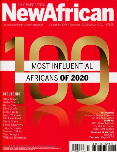 NewAfrican 605/2020