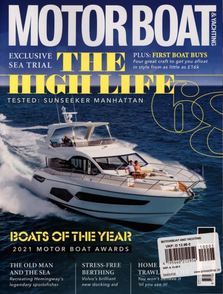 MOTORBOAT & YACHTING 3/2021