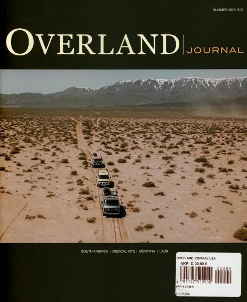 OVERLAND JOURNAL 4/2020