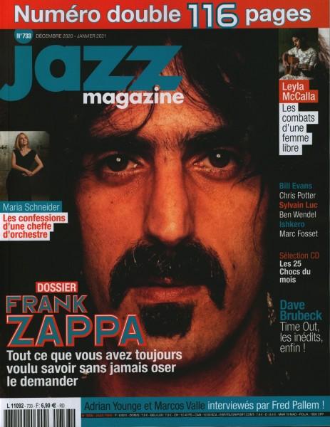 jazz magazine 733/2020