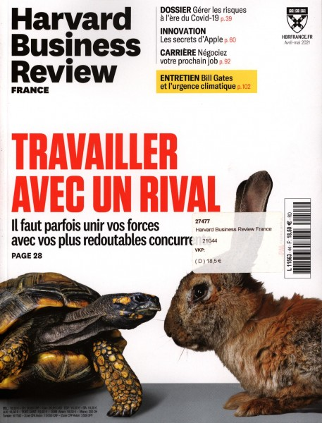 Harvard Business Review FRANCE 44/2021