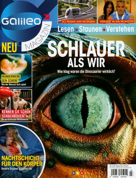 Galileo MAGAZIN 3/2020
