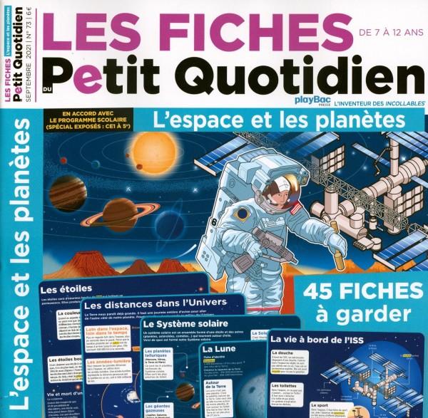 LES FICHES DU Petit Quotidien 73/2021