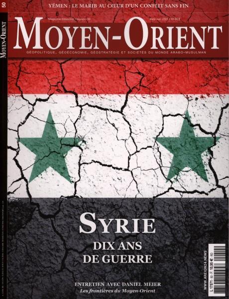 MOYEN-ORIENT 50/2021