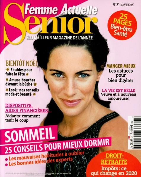 Femme Actuelle Senior 21/2020