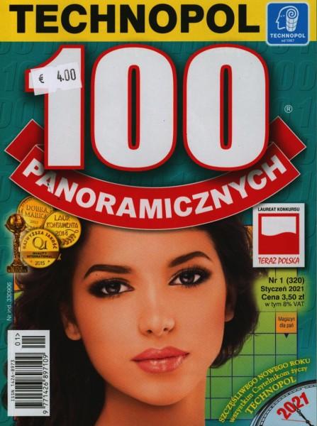 100 PANORAMICZNYCH 1/2021