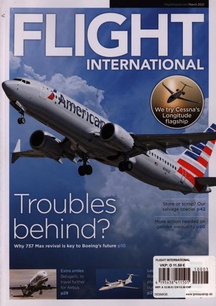 FLIGHT INTERNATIONAL 3/2021