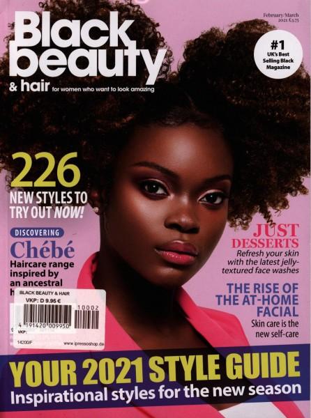 Black beauty & hair 2/2021