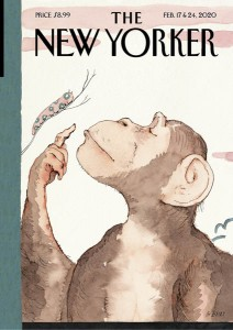 THE NEW YORKER 8/2020