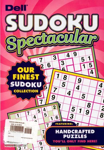 SUDOKU Spectacular 13/2021