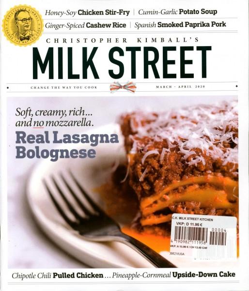 C.K. MILK STREET 4/2020