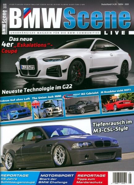 BMW Scene LIVE 5/2020