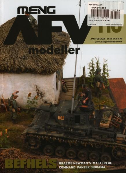 AFV modeller 116/2021