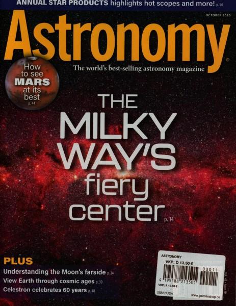 Astronomy 11/2020