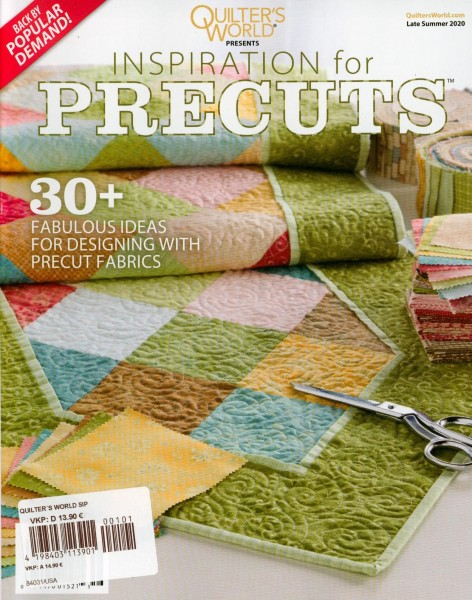 QUILTER´S WORLD 101/2020