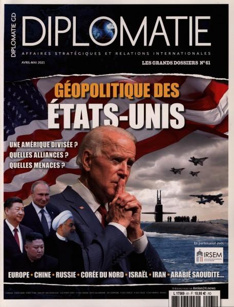 DIPLOMATIE/GRANDS DOSSIERS 61/2021
