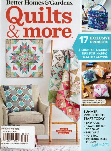 BHG Quilts & more 3/2020