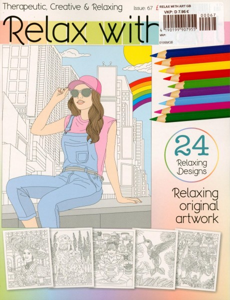 Relax with Art 67/2020