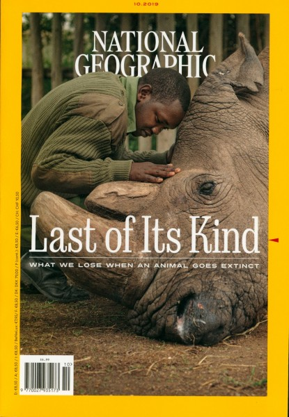 NATIONAL GEOGRAPHIC (US) 10/2019