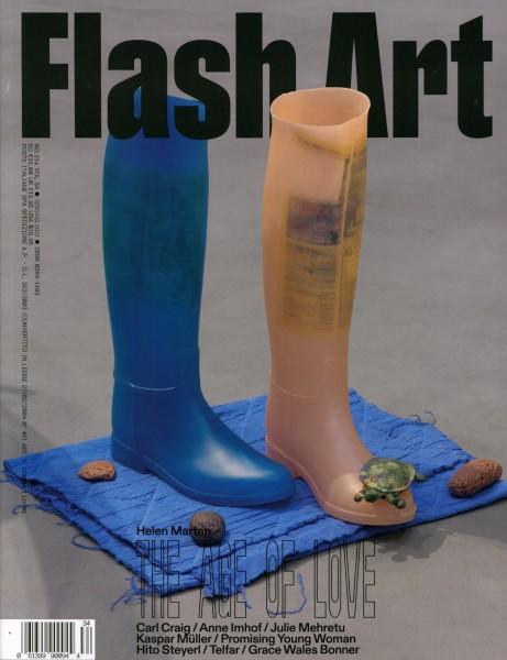 FLASH ART 334/2021