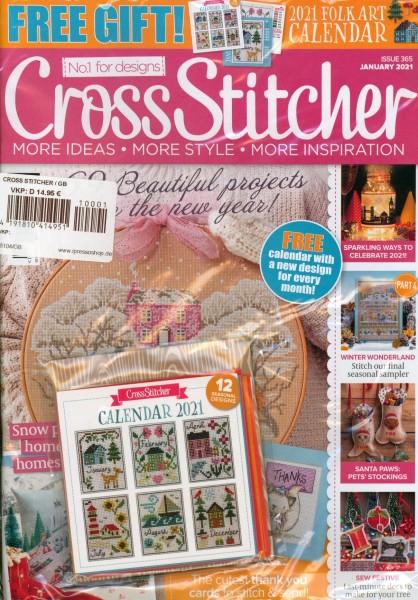 CrossStitcher 1/2021