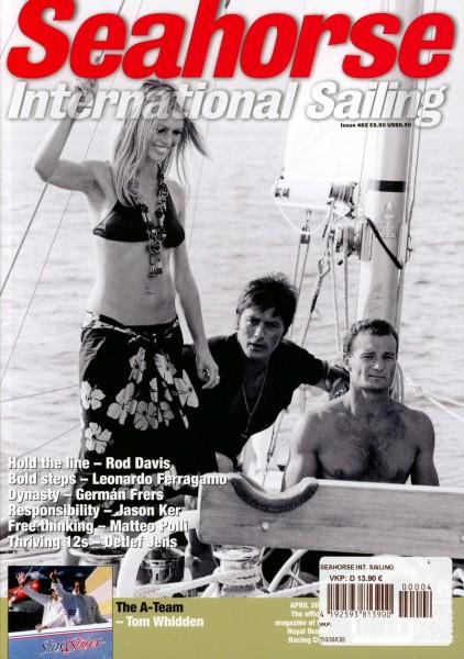 Seahorse Int. Sailing 4/2020