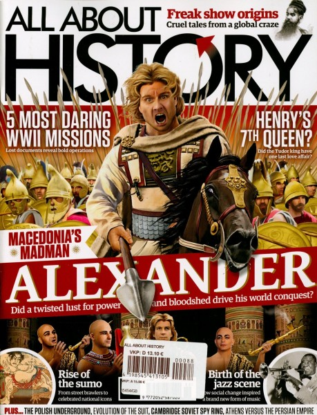 ALL ABOUT HISTORY 88/2020