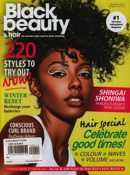 Black beauty & hair 12/2020