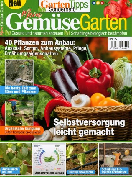 Mein GemüseGarten 01/2020