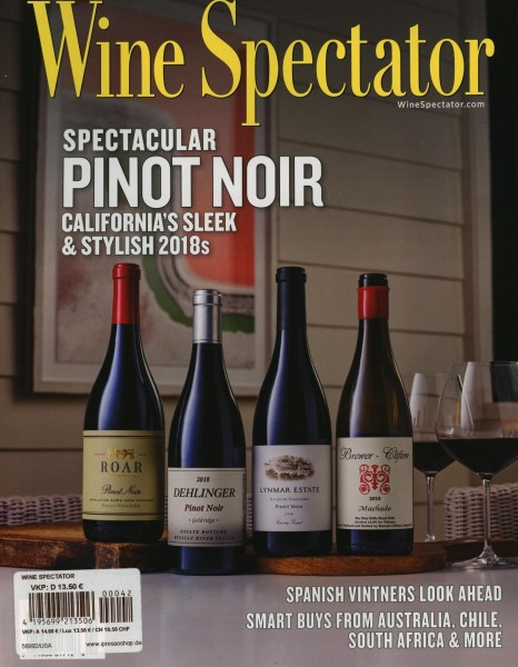 Wine Spectator 42/2020