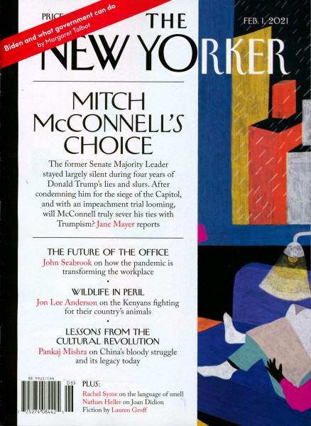 THE NEW YORKER 6/2021