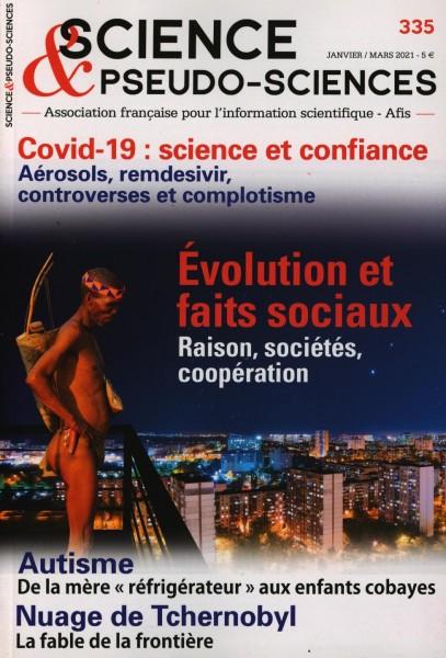 SCIENCE & PSEUDO-SCIENCES (FR) 335/2021