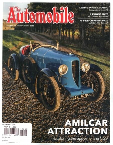 The Automobile 7/2020