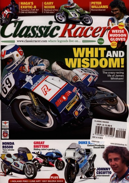 Classic Racer 3/2021