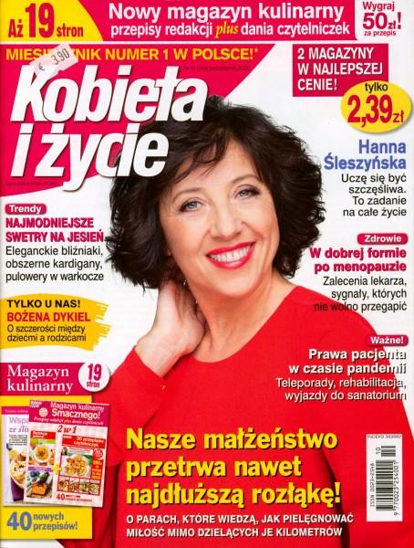 Kobieta i zycie 10/2020