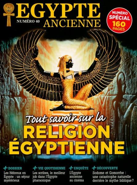 EGYPTE ANCIENNE 40/2021