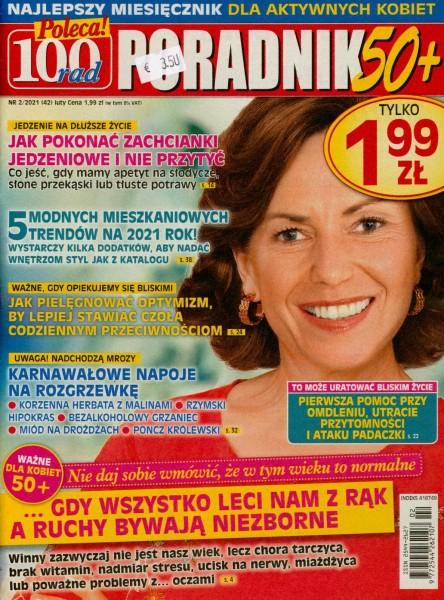 100 rad PORADNIK 50+ 2/2021