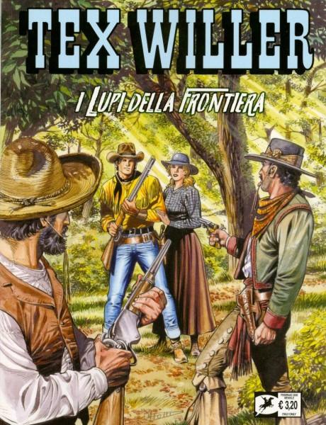 TEX WILLER 16/2020