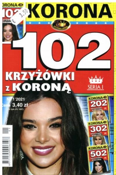 102 KRZYZOWKI Z KORONA 1/2021