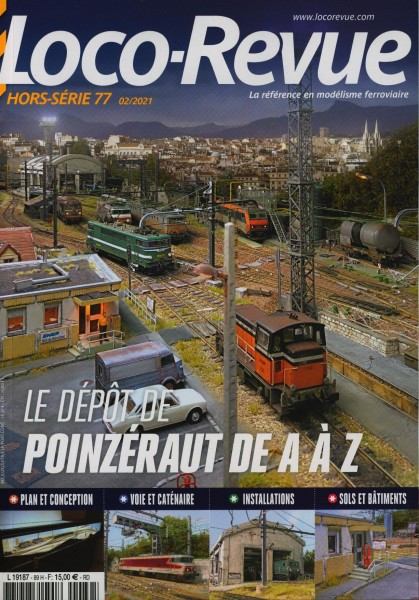 Loco-Revue HORS SÉRIE 89/2021