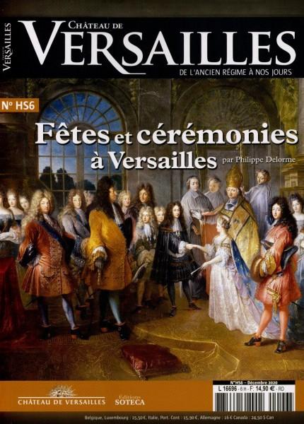 CHATEAU DE VERSAILLES HS 6/2020